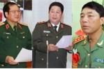 Bộ Chính trị, Ban Bí thư kỷ luật 3 tướng công an, quân đội