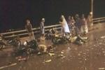 Hai xe máy đấu đầu, 4 người thương vong ở Hải Phòng