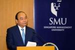Thủ tướng khích lệ sinh viên Việt Nam ở Singapore tiên phong khởi nghiệp