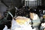 Phát hiện 2 tấn đầu đạn tại vườn nhà dân ở Hưng Yên