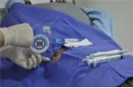 Ứng dụng, cải tiến kỹ thuật sinh thiết phổi cắt xuyên thành ngực