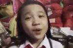Bé gái lớp 8 hát mừng thầy cô ngày 20/11 khiến cộng đồng mạng 'nổi da gà'