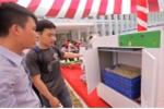Sinh viên Bách Khoa chế tạo máy làm giá đỗ tự động