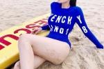 'Đại náo' cộng đồng mạng với Givenchy, Kỳ Duyên 'phát lộc' cho đồ bơi hàng hiệu