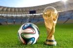 Lịch phát sóng World Cup 2018, Lịch truyền hình trực tiếp WC 2018 trên VTV