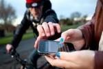 Hành khách tố tài xế Grabbike dàn cảnh cướp điện thoại ở TP.HCM