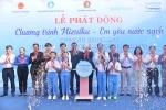Suntory và Suntory PepsiCo Việt Nam tiếp tục lan tỏa sứ mệnh bảo vệ nguồn nước sạch đến thế hệ trẻ Việt