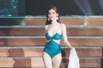 Đỗ Nhật Hà khoe vẻ đẹp hình thể, tự tin trình diễn bikini tại 'Hoa hậu Chuyển giới Quốc tế 2019'