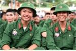 Các trường Quân đội xét tuyển nguyện vọng bổ sung năm 2018