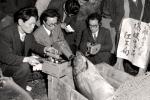 Ảnh hiếm bên trong tàu cá Nhật bị phơi nhiễm bom nhiệt hạch của Mỹ