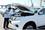 TP.HCM: Thu ngân sách lao dốc vì lượng ô tô nhập khẩu giảm mạnh