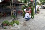 Từ chối rượu mời, người đàn ông bị đâm chết bằng đũa