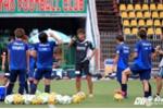 CLB Nhật vừa xuống hạng quyết tâm thắng tuyển Việt Nam