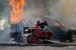 Mục sở thị cỗ máy bí mật giúp dập tắt đám cháy trong nhà thờ Đức bà Paris