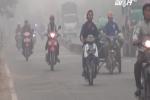 Video:Kỳ lạ không khí lại đặc quánh, nghi hiện tượng mù khô trở lại ở TP.HCM