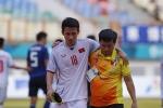 Olympic Việt Nam trả giá cực đắt cho chiến thắng lịch sử trước Olympic Nhật Bản
