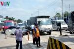 Bị phản đối, trạm thu phí T2 Cần Thơ - An Giang liên tục xả trạm