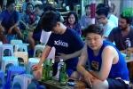 Việt Nam lọt Top 3 Châu Á về uống rượu bia