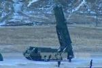 Triều Tiên công bố băng hình vụ phóng tên lửa, Trung Quốc phản đối