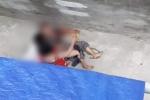 Video: Sang gọi cháu ngoại qua ăn cơm, bà cụ 77 tuổi bị chó tấn công rách mặt