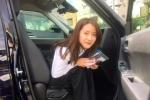 Nữ tài xế xinh đẹp nhất Nhật Bản, có bằng đại học vẫn đi lái taxi