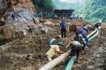 Sập mỏ vàng ở Hòa Bình: Khả năng sống sót của 2 nạn nhân không cao