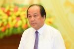 Chân dung 11 thành viên Tổ công tác của Thủ tướng Chính phủ