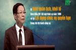 Clip: Cựu Tổng cục trưởng Tổng cục cảnh sát bị buộc tội như thế nào?