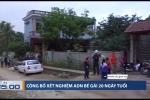 Nhiều tin không chính xác về vụ bé 20 ngày tuổi tử vong ở Thanh Hóa