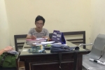 Bỏ xe máy chạy bộ, tên trộm bị CSGT Hà Nội quật ngã, bắt giữ