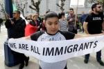 Thượng viện California thông qua dự luật bảo vệ người vi phạm luật di trú liên bang