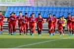 Hòa U20 Vanuatu, U20 Việt Nam được 'nghỉ phép'