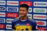 Hà Đức Chinh: 'Người hâm mộ là niềm khích lệ để bọn em đạt kết quả tốt nhất'