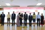 Khai mạc Dự án Trại lắp chân giả Jaipur Foot tại Bệnh viện đa khoa tỉnh Phú Thọ