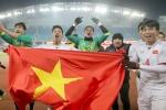 Nhiều ca sĩ đăng ký hát miễn phí trong đêm vinh danh U23 Việt Nam