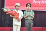 Tân Phó Giám đốc Công an tỉnh Quảng Nam là ai?