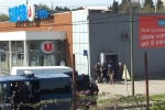 Thông tin đầu tiên về nghi phạm bắt cóc con tin tại siêu thị Pháp