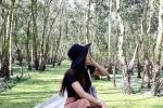 Rủ nhau đi tránh rét dịp Tết dương lịch tại rừng tràm Trà Sư đẹp mê hồn ở An Giang