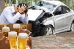 6 tháng đầu năm, CSGT xử phạt hơn 73.000 lái xe uống rượu bia