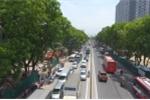 Ngày mai, Hà Nội di dời gần 1.300 cây xanh trên đường Phạm Văn Đồng