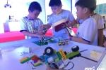 Khoa học ứng dụng cho học sinh tiểu học 2018: Thúc đẩy trí sáng tạo từ sớm cho trẻ