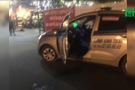 Điều tra vụ tài xế taxi bị cắt cổ chết gục trước cổng SVĐ Mỹ Đình
