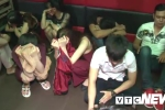 Bay lắc điên cuồng tại quán karaoke: Một cán bộ xã đoàn bị khởi tố