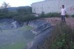 Trượt chân xuống hố biogas, bé gái 9 tuổi chết thương tâm
