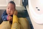 Cách dỗ trẻ sơ sinh nín khóc trong 1 phút của người mẹ thu hút 3 triệu lượt xem