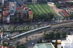 Anh: Tau duong sat tren cao Cat Linh - Ha Dong chay thu tren pho Ha Noi hinh anh 9