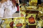 Xác định 6 đối tượng trong vụ buôn bán 700kg ma túy