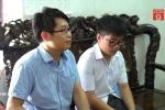 Thầy giáo dạy nam sinh đạt 10 Toán ở Phú Thọ: 'Trên lớp các em giải bài nhanh hơn thầy'