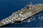 Video: Sức mạnh siêu tàu sân bay Mỹ sắp thăm Việt Nam