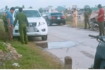 Thượng úy công an Hà Nội chết trong xe ô tô ở Nam Định